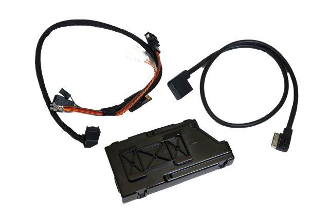 Diagram Media Digital Interface (MDI) Retrofit Kit (5N0057342B) for your Volkswagen Beetle