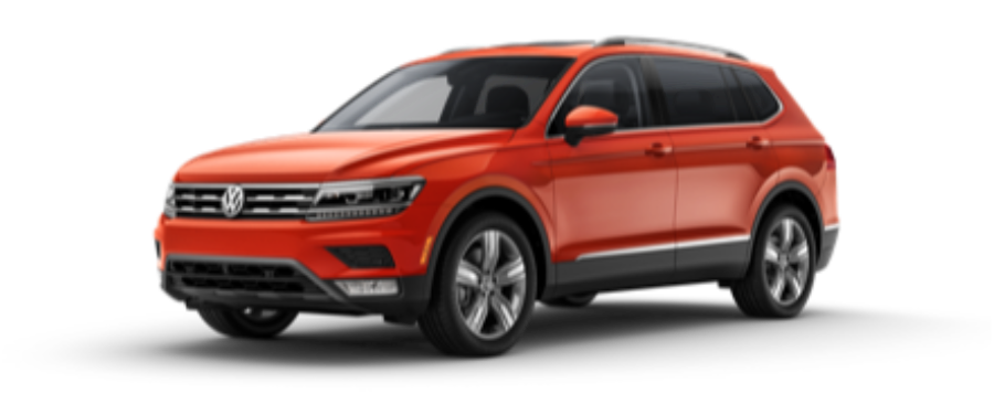 Diagram Tiguan for your Volkswagen